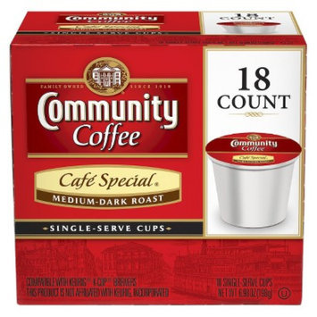 Community Coffee Company Community Coffee SS Cafe Special 18 ct