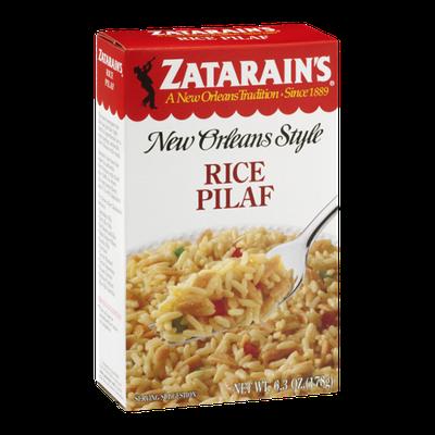 Zatarain's New Orleans Style Rice Pilaf