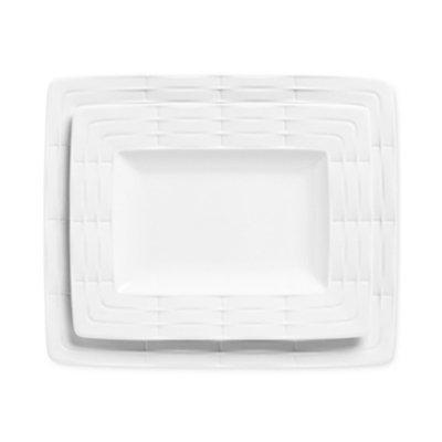 Lenox Entertain 365 Sculpture 2-Piece Platter Set