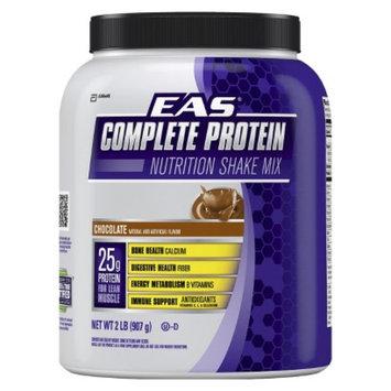 EAS Complete Protein Chocolate Nutrition Shake Powder - 32 oz