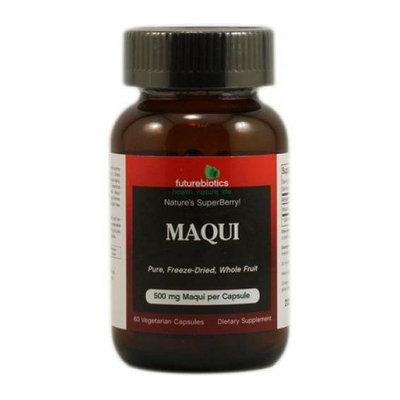 FutureBiotics MAQUI 500 mg 60 Vegetarian Capsules
