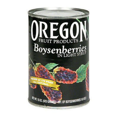 Oregon Fruit Products Boysenberries In Light Syrup