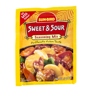 Sun-Bird Sweet & Sour Seasoning Mix