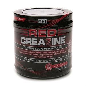 MRI RED CREA7INE