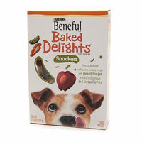 Beneful Baked Delights Snackers