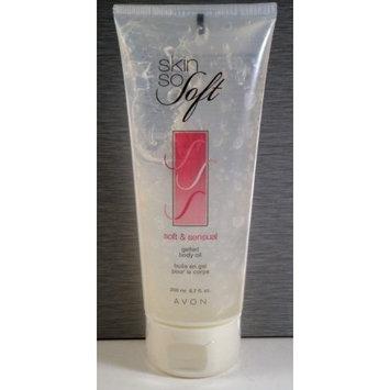Avon Skin So Soft Soft & Sensual Gelled Body Oil
