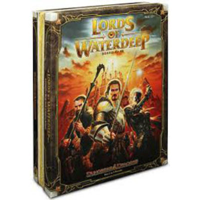 Wizards of the Coast Lords of Waterdeep Board Game