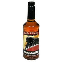 Big Train Amaretto Syrup 750 milliliter, 25.4-Ounce Unit (Pack of 3)