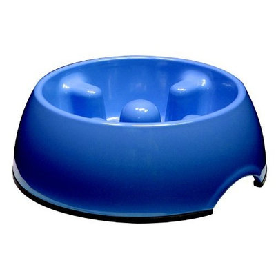 Hagen Dogit Go Slow Anti-Gulping Dog Bowl