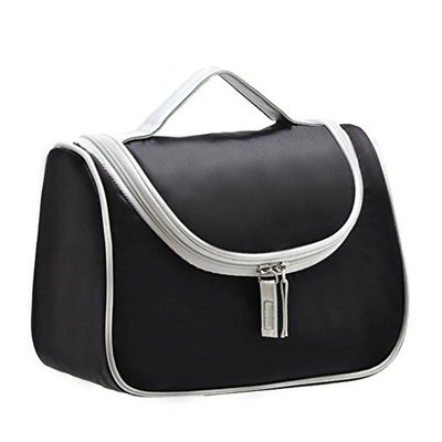 Magictodoor Travel Case Waterproof Cosmetic Bag Outdoor Storage Case Black [On Sale!]