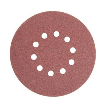 ALEKO® 180 GRIT 10-Hole Sand Paper Sanding Discs for Drywall Sander 10 Pack