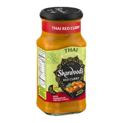 Sharwood's Thai Cooking Sauce Red Curry Medium