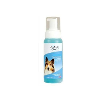 8In1 Pet Products Perfect Coat Waterless Foam Shampoo, 8.5-Ounce (P-82719)