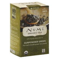 Numi Gunpowder Green Tea 18 ct