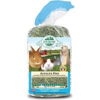 Animal Supply Company OX40218 Alfalfa Hay For Pets, 9 lbs.