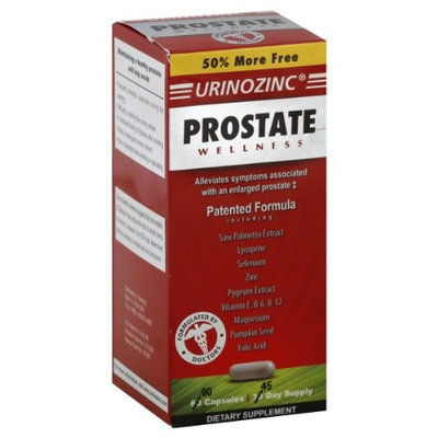 Urinozinc Prostate Formula, 90 Count