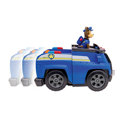 Rgc Redmond Nickelodeon, Paw Patrol - Chase's Deluxe Cruiser