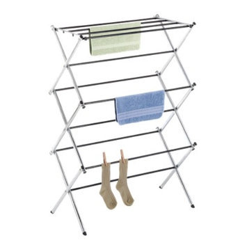 Whitmor Drying Rack - Chrome