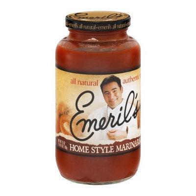 Emeril's Pasta Sauce, Home Style Marinara, 25 OZ (Pack of 6)
