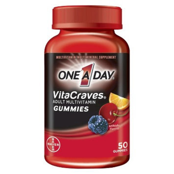 One A Day VitaCraves Gummies Complete Adult Multivitamin/Multimineral Supplement