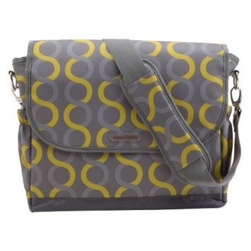 Timi & Leslie timi & leslie Sami Messenger Diaper Bag with Changing Pad
