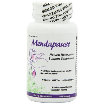 Bioprosper Labs Mendapause 12-Ingredient Menopause Supplement for Hot Flashes, Night Sweats, Mood Swings, Low Energy (60 Capsules)