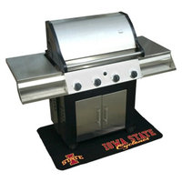 Mr. Bar-B-Q - NCAA - Protective Grill Mat, Iowa State Cyclones