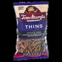 Tom Sturgis Artisan Thins Pretzels