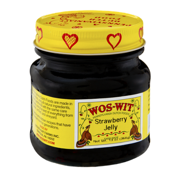 Wos-Wit Strawberry Jelly