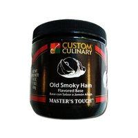 Custom Culinary Smokey Ham Base - 1 lb. Jar