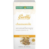 Nature's Bounty Earthly Elements Aromatherapy Chamomile Blended Essential Oil, 0.34 fl oz