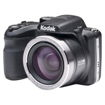 Kodak 16MP 36X Long Zoom Digital Camera - Black (AZ362)