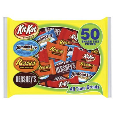 Hershey's All Time Greats Snack Size Assortment