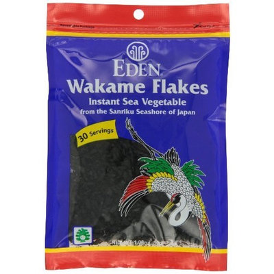 Eden Wakame Flakes, 1.06 Ounce Package