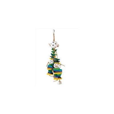 Caitec Bird Toys Caitec 636 Small 4 in. x 11 in. - Orange