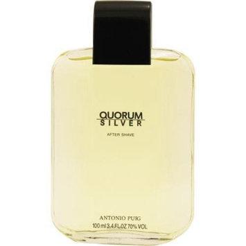 Antonio Puig - Quorum Silver Aftershave 3.4 oz (Men's) - Bottle