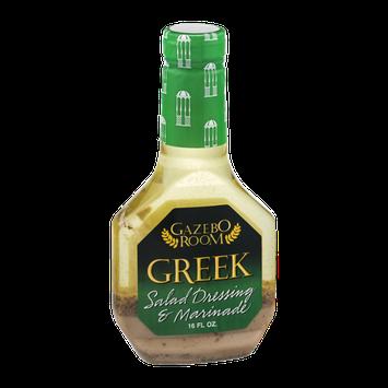 Gazebo Room Greek Salad Dressing & Marinade