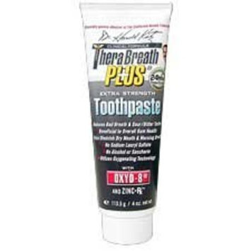 Therabreath Plus Toothpaste TheraBreath Plus Extra Strength Toothpaste Dr. Katz 24 Hour Confidence!
