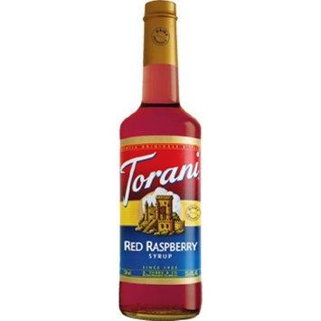 Torani Syrup, Red Raspberry, 33.8-Fl Oz. (Pack of 3)