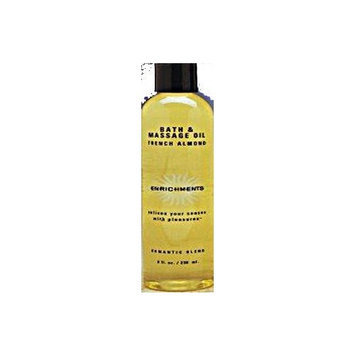 Enrichments Bath and Massage Oil - French Almond