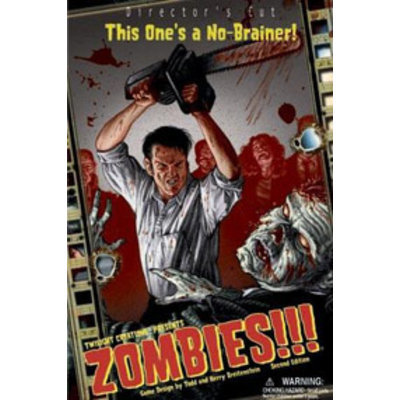 Twilight Creations Zombies!!! Board Game