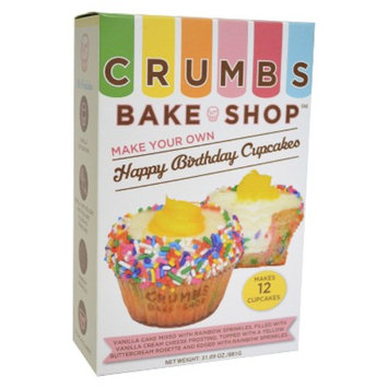 Pelican Bay Crumbs Bake Shop Make Your Own Happy Birthday Cupcakes 31.09 oz