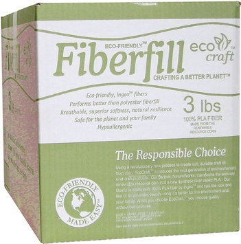 Mountain Mist Fiber Eco-Friendly Fiberfill -3# Bulk