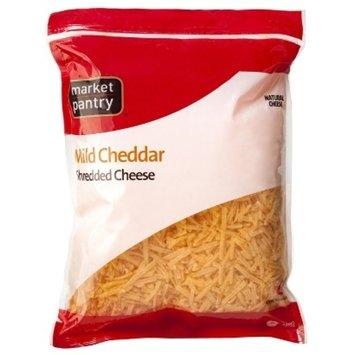 Market Pantry Shredded Mild Cheddar - 32 oz.