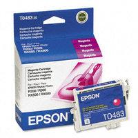 Epson T0483 Magenta Ink Cartridge, Epson T048320