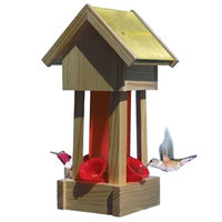 Perky-Pet 124 Wishing Well 16-Ounce Plastic Hummingbird Feeder (Discontinued by Manufacturer)