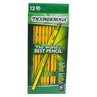 Ticonderoga 12ct Wooden Pencils no.2