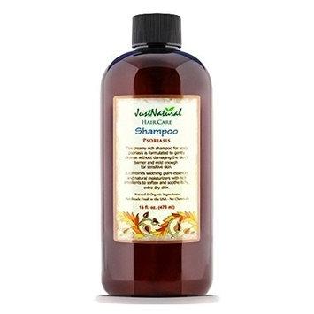 JustNatural Organic Care Psoriasis Hair Shampoo 16 fl. oz.