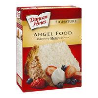 Duncan Hines Signature Cake Mix Angel Food