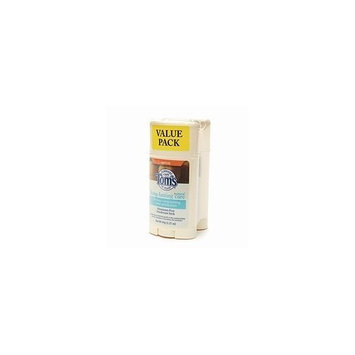 Toms Of Maine Tom's of Maine Apricot Long Lasting Deodorant Value Pack 2 ea